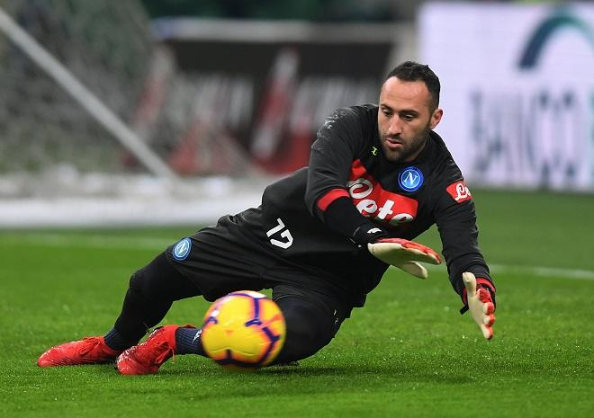Ospina Close To Permanent Napoli Switch