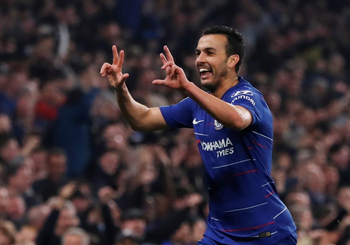 Pedro – Chelsea Have Moved On