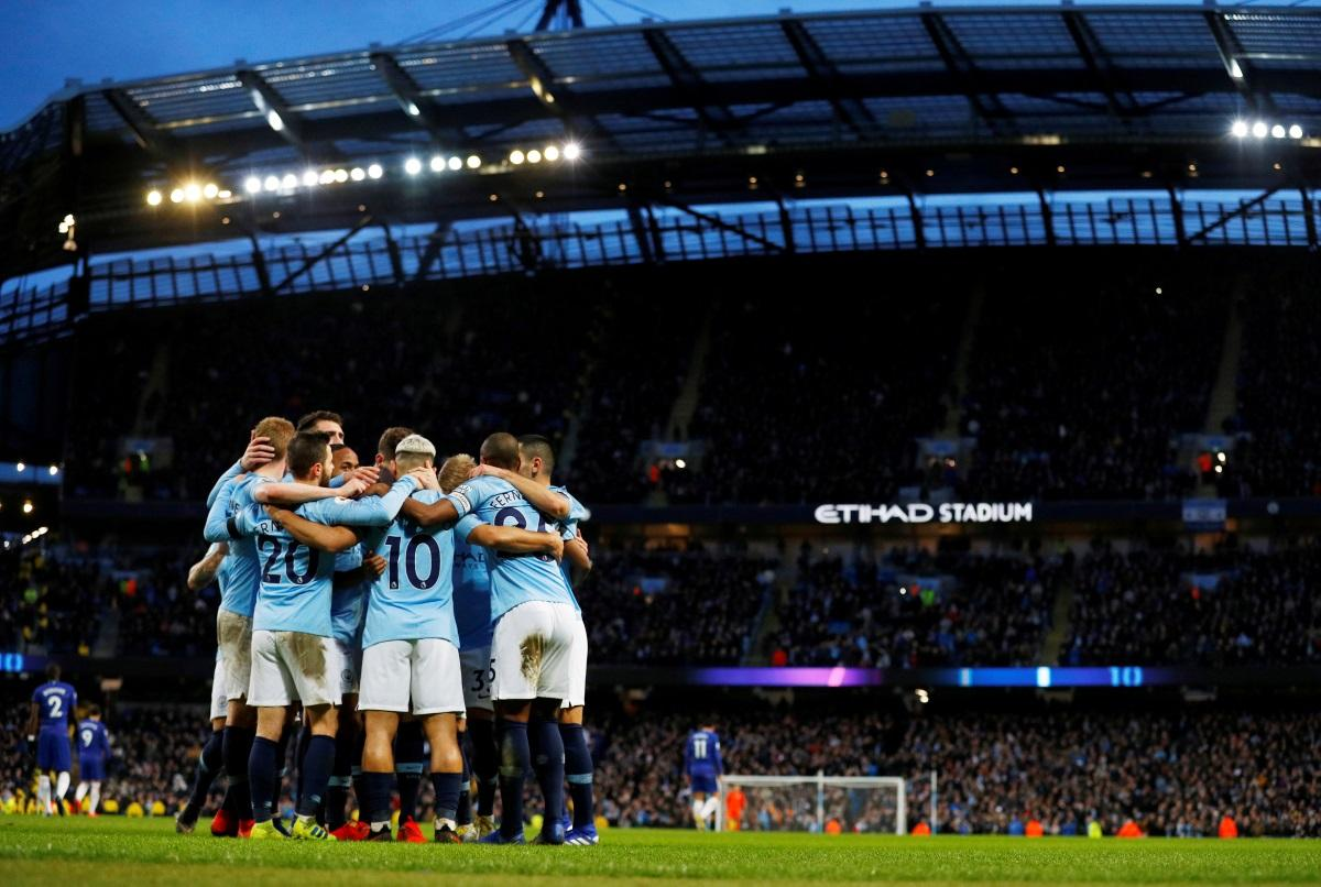 Pep Thanks City Stars After Chelsea Rout