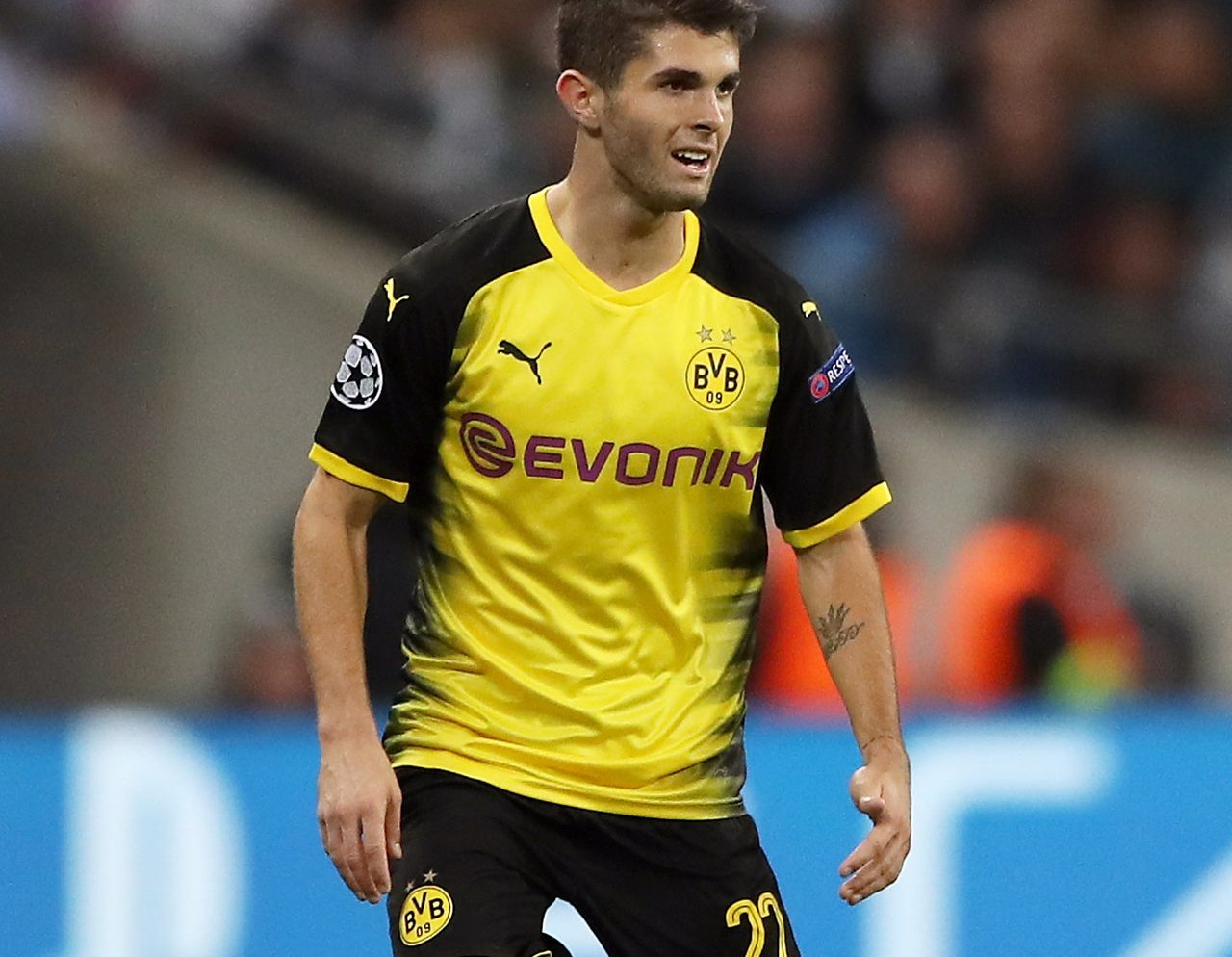 Pulisic Aims To Go Out On A High