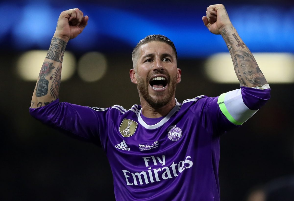 Ramos Opens Up On 'Panenka' Technique