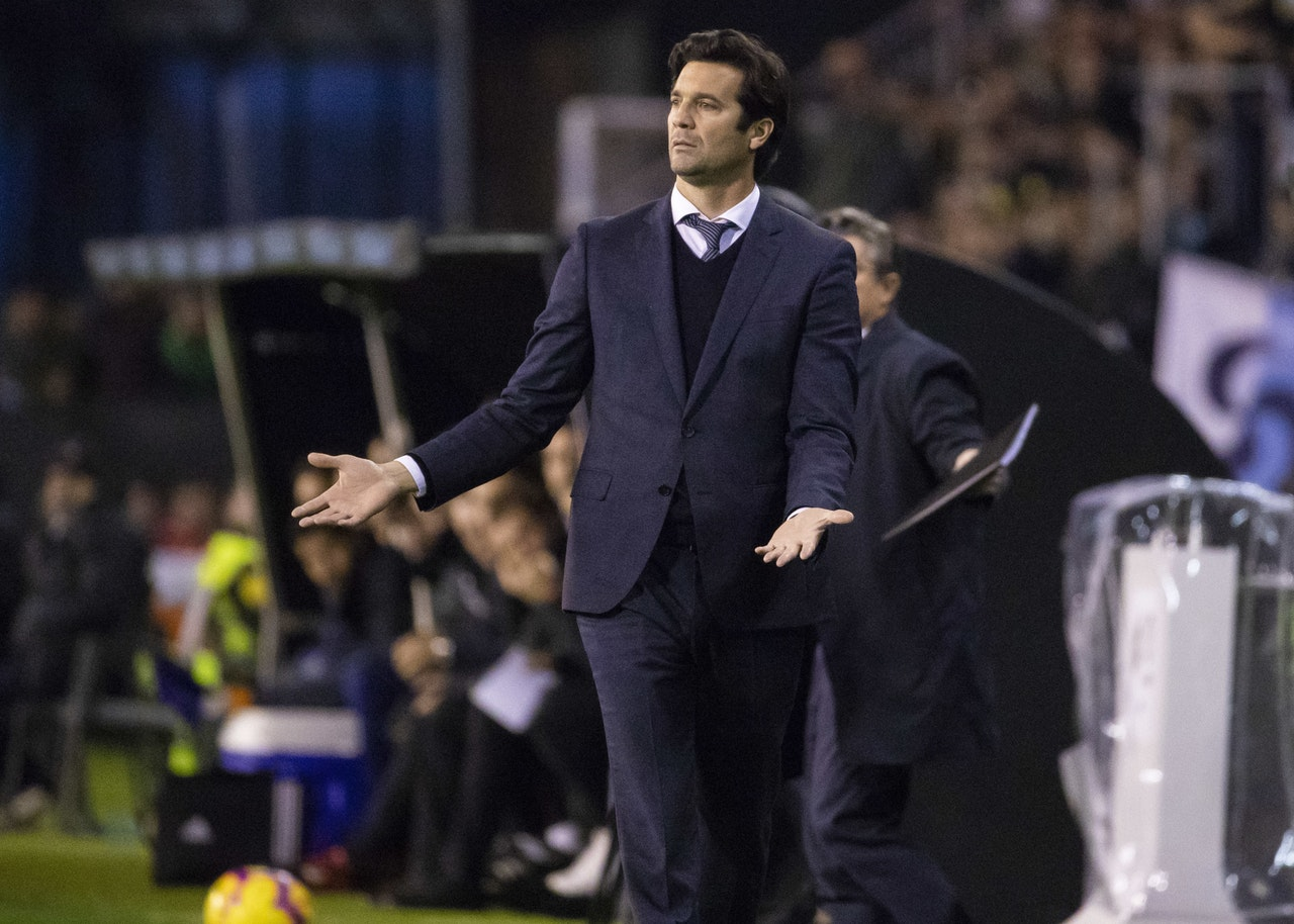 Real Deserved More Says Solari