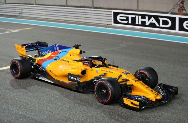 Sainz Reluctant To Set Goals For 2019