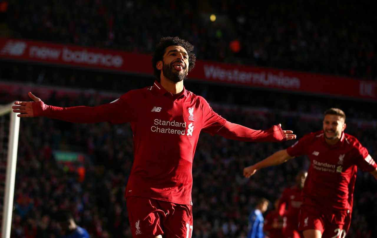 Salah Move Rumours Denied By Juve