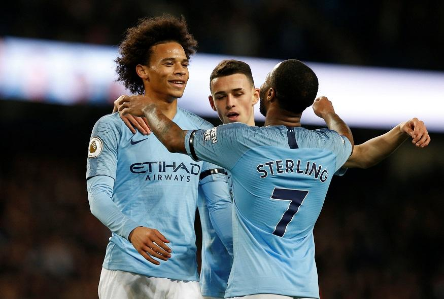 Sane 's Value 'Doubled' At Man-City