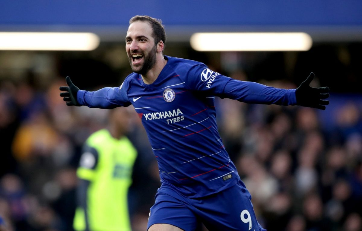 Sarri: Higuain Keen To Prove Himself