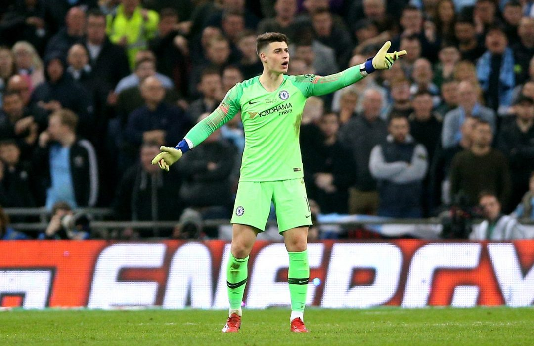 Sarri: Kepa Is Still My Number One Goalkeeper