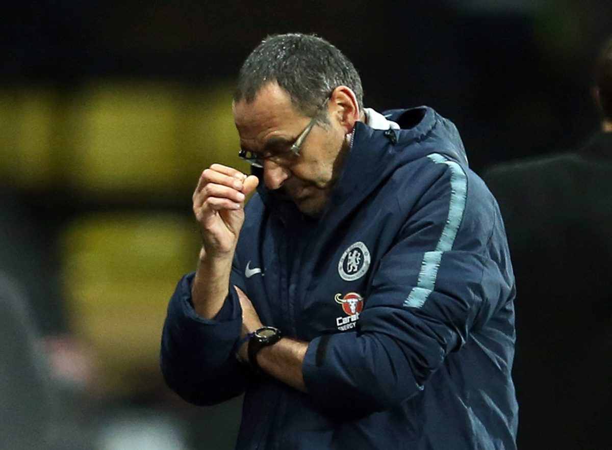 Man. City Vs Chelsea 6-0: What Next For Sarri?