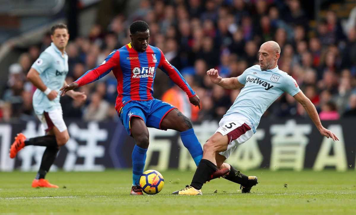 Schlupp Sure Of Palace Quality