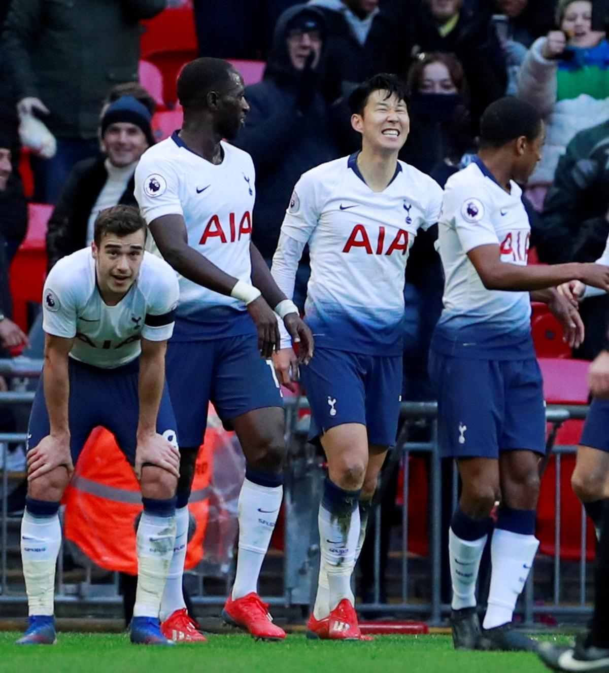 Son In Line For New Tottenham Deal