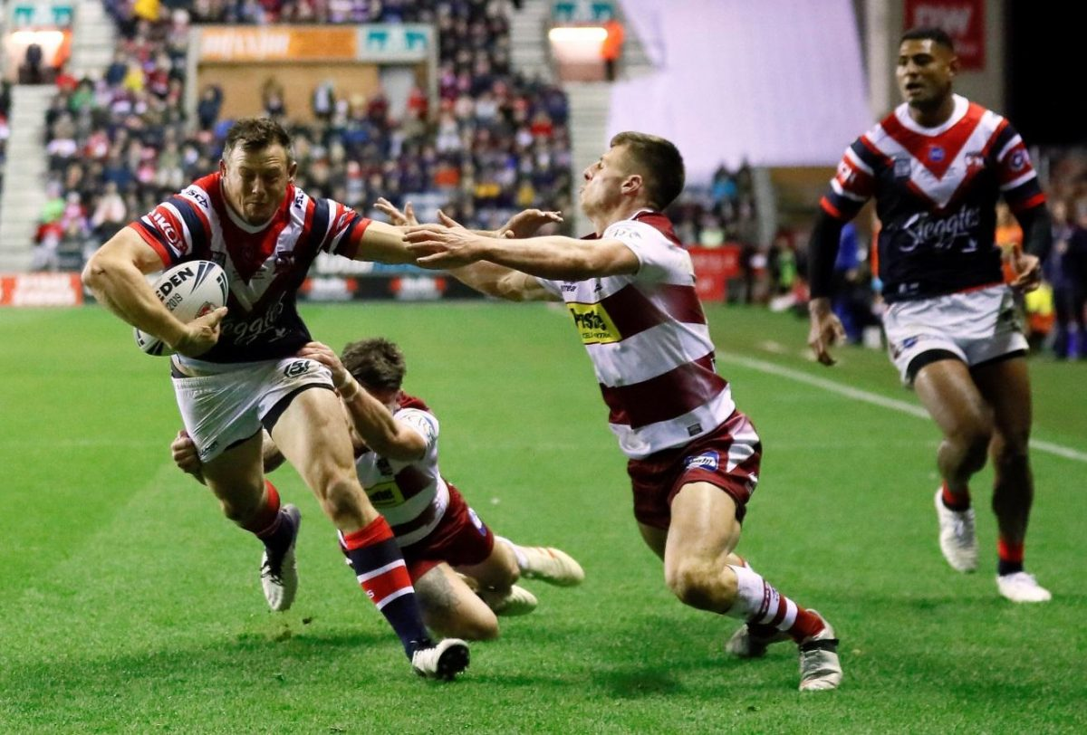 Sydney Too Good For Wigan