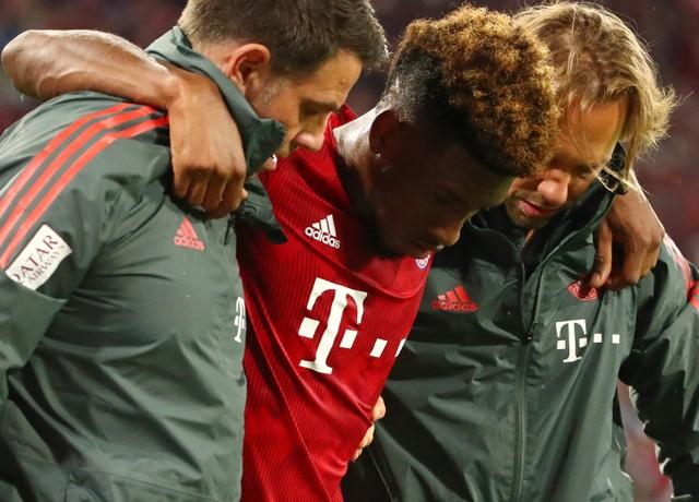 Three-Week Lay-Off For Coman