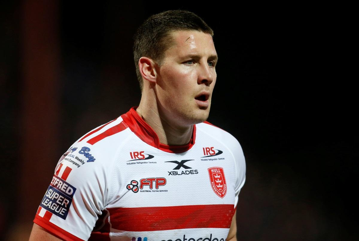 Tomkins Back At Hull KR