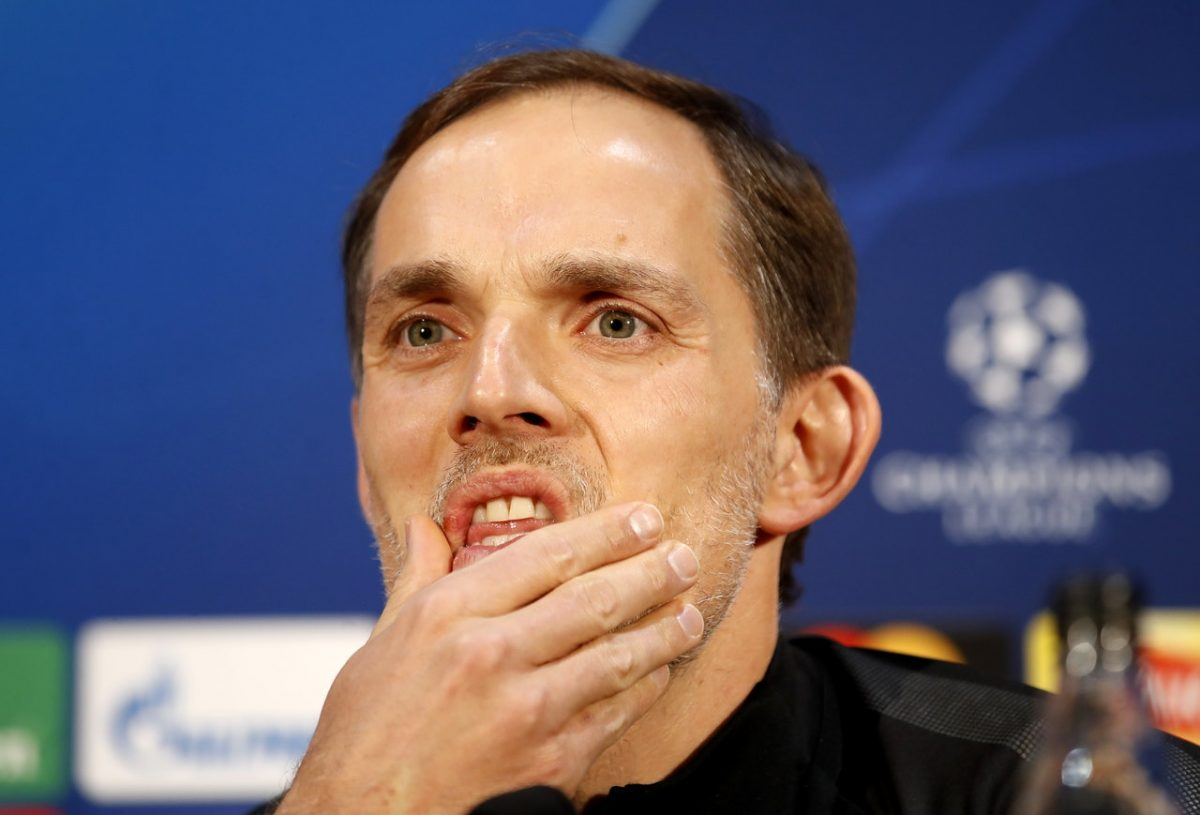 Tuchel Wary Of Reds Threat