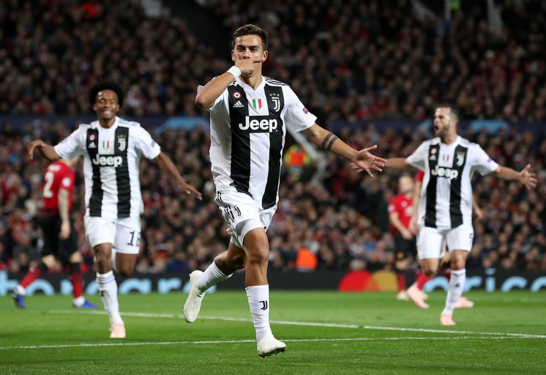 United Offer Up Striker To Sweeten Dybala Deal