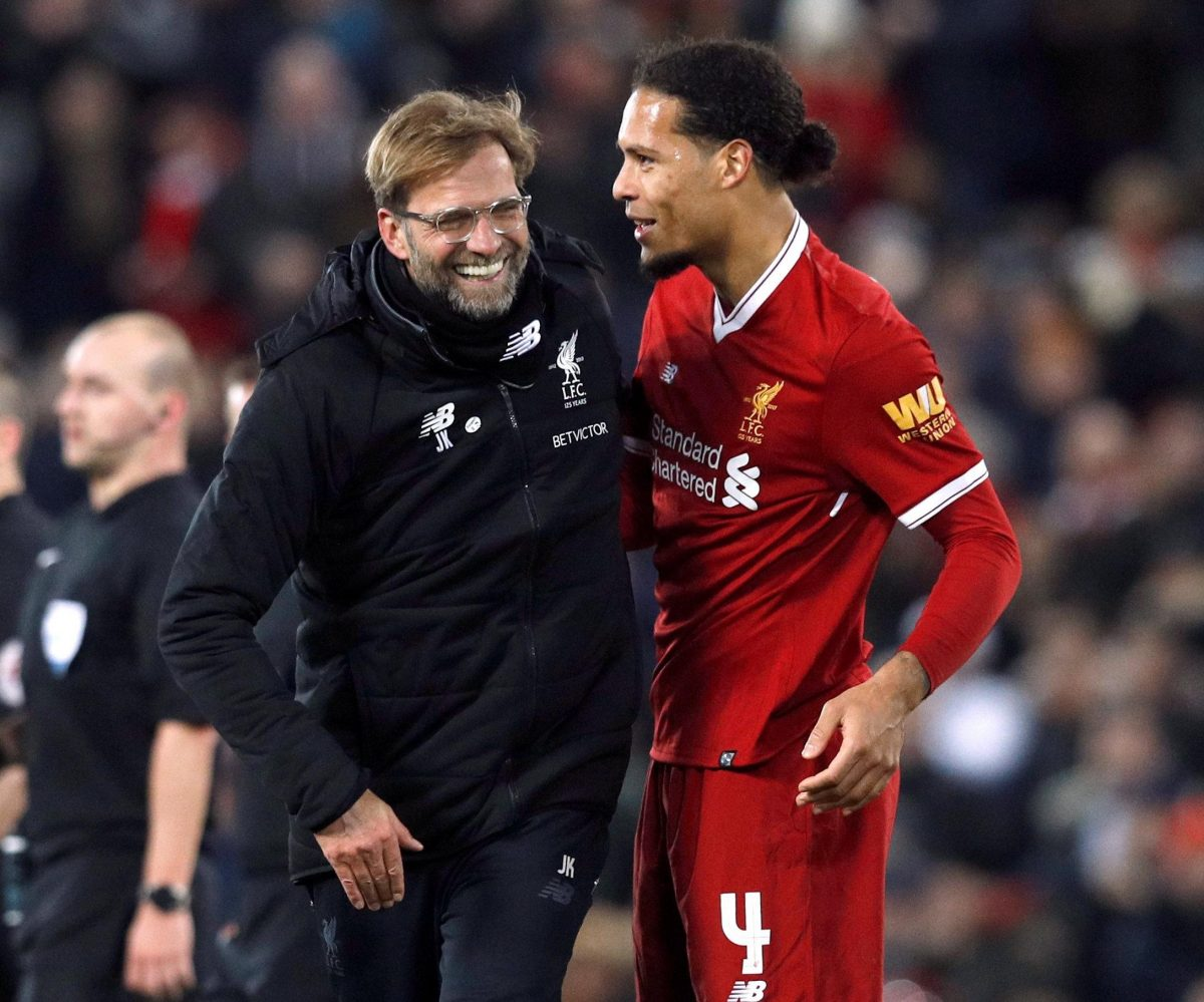 Van Dijk Thrives Under Straight-Talking Klopp