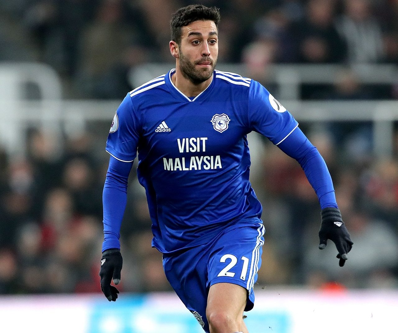 Warnock Perplexed By Camarasa Situation
