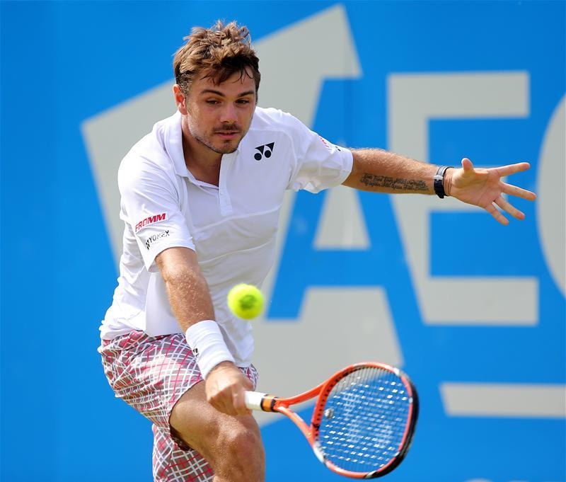 Wawrinka Fit And Raring To Compete