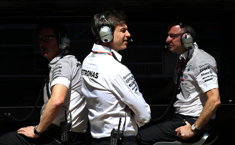 Wolff Slams Rule Changes