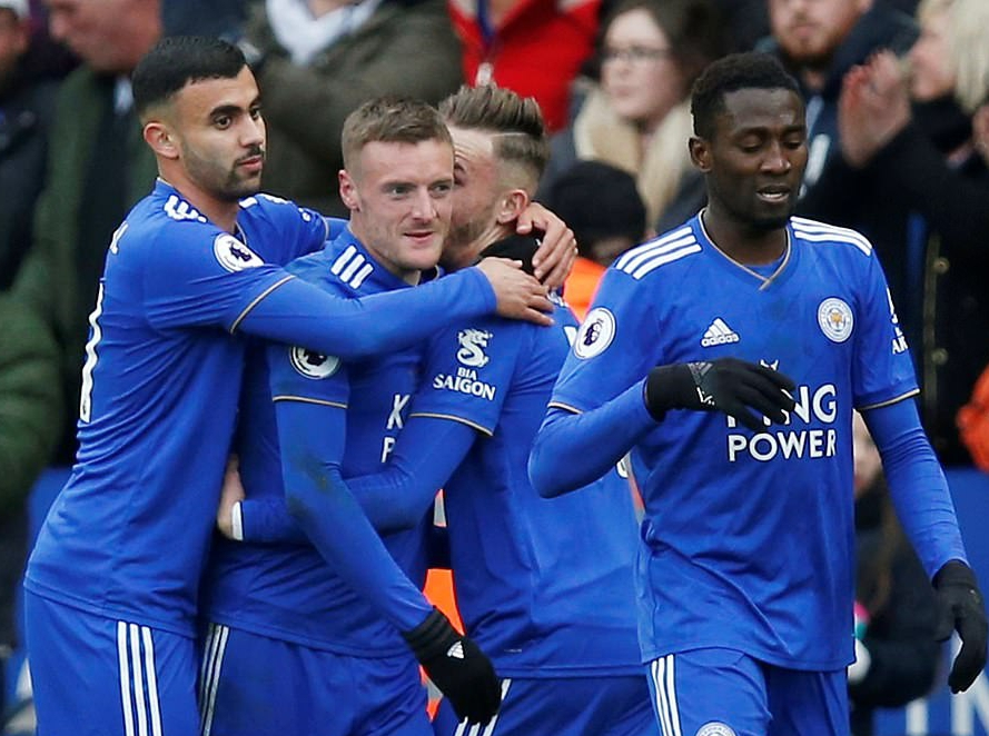 Ndidi Revels In Leicester City Win Against Fulham