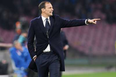 Allegri: Juve Are Not Serie A Champions Yet