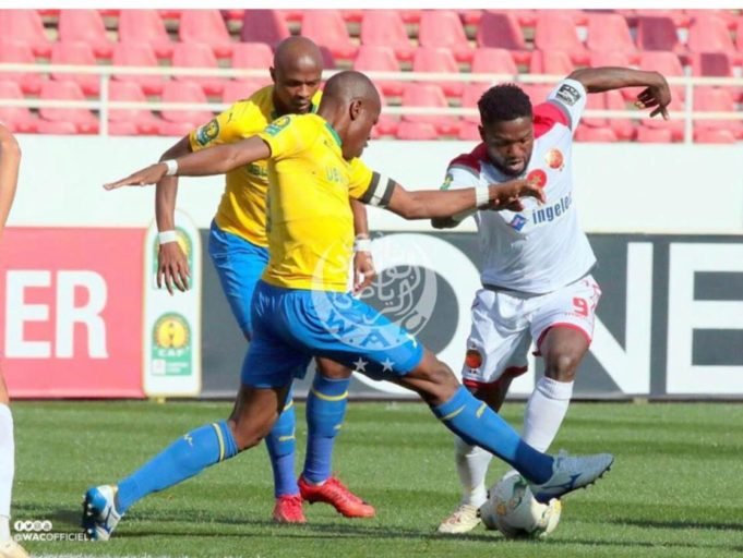 Babatunde Dreams CAF Champions League Glory With Wydad
