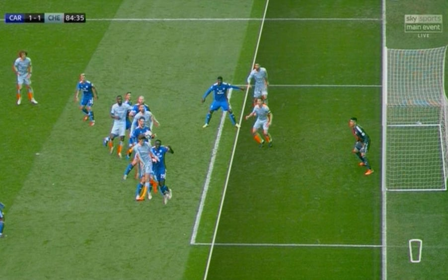 Chelsea End Poor Away Form In EPL; Beat Cardiff CIty 2-1