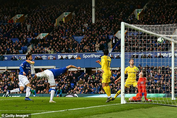 EPL: Chelsea Suffer Shock Loss At Goodison Park