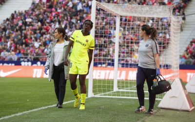 Oshoala Nominated For Player Of The week Award In Spain