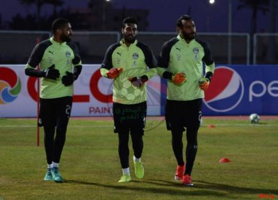 Egypt Lose Goalkeeper For Super Eagles Friendly