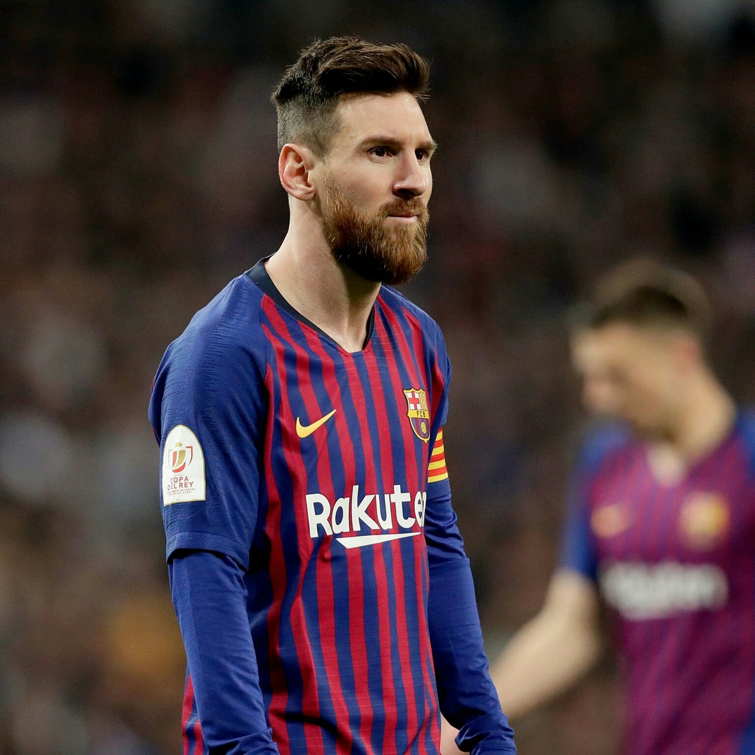 Barcelona President Bartomeu Wants  Talismanic Messi To Stay With Club Forever