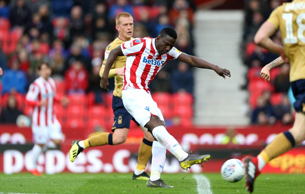 Stoke City Boss Jones Rules Out Etebo Sale
