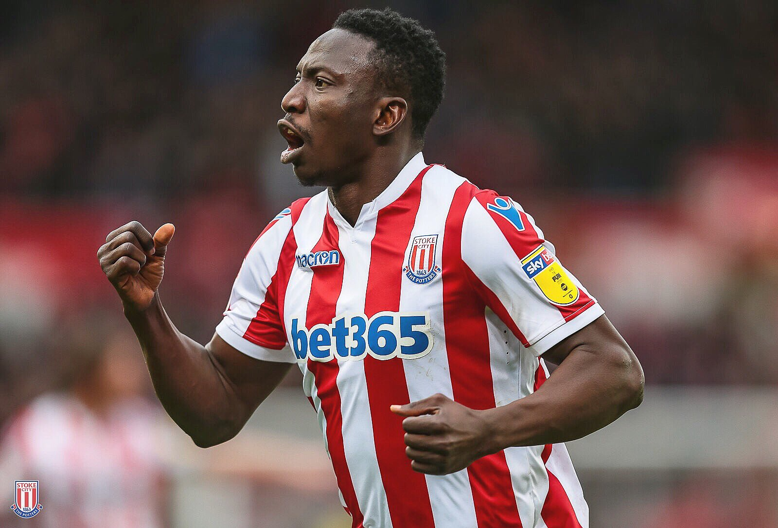 Etebo To Work Under New Manager At Stoke City After Jones Sacking