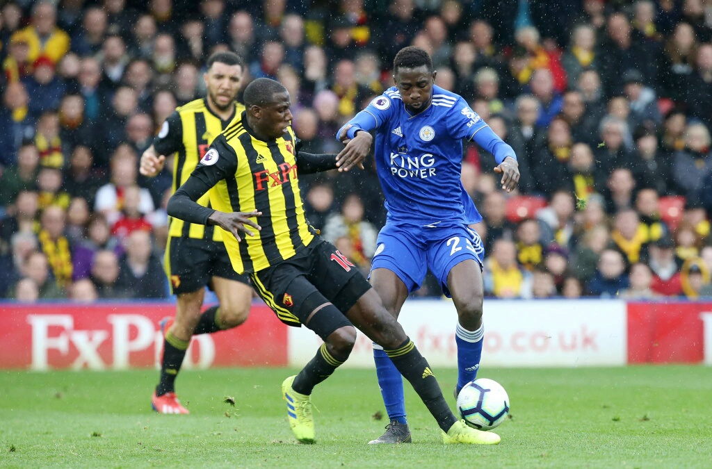 Ndidi Rues Leicester City Defeat To Watford