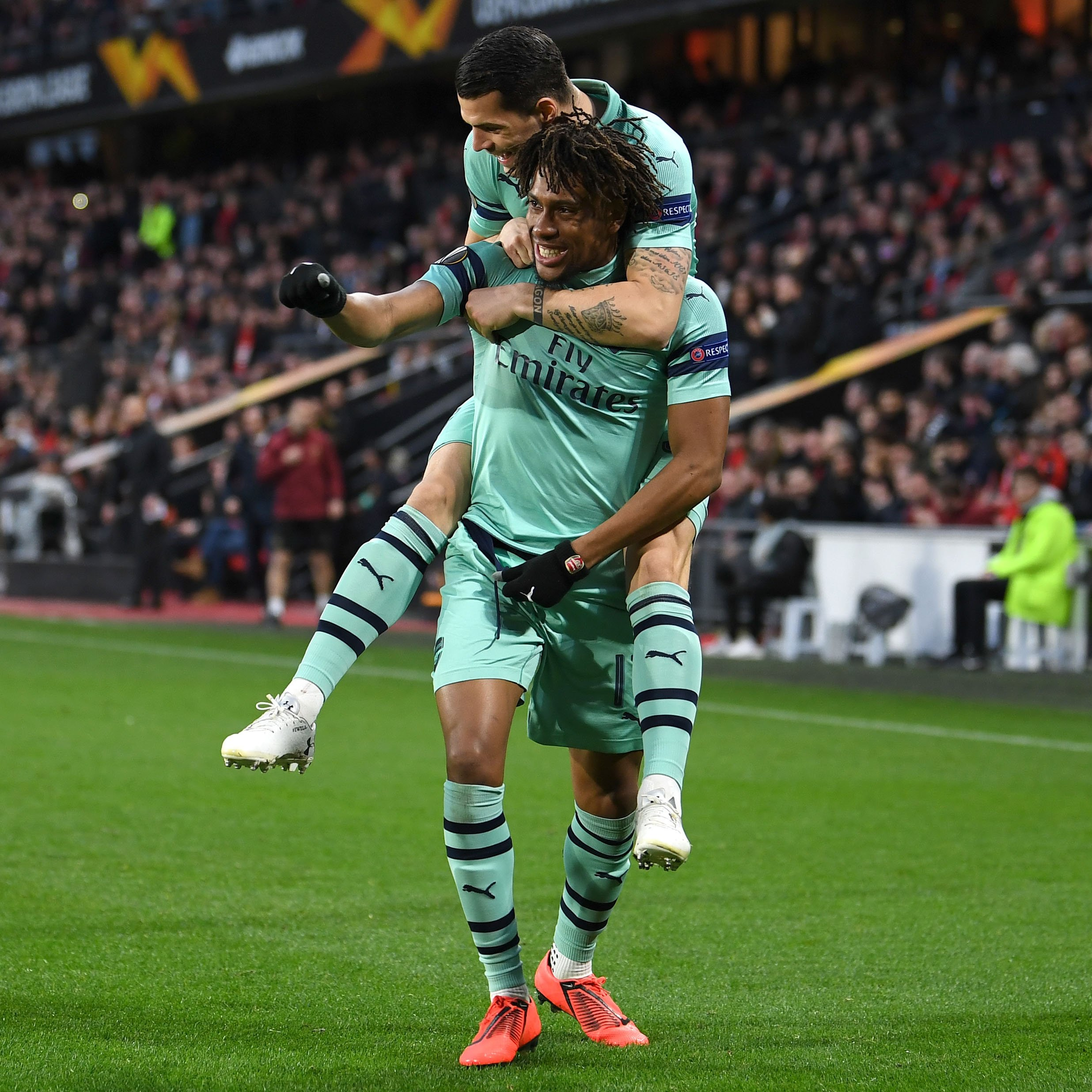 Europa League: Iwobi Looks To Bounce Back With Arsenal; Chukwueze Also Targets Q-Finals With Villarreal
