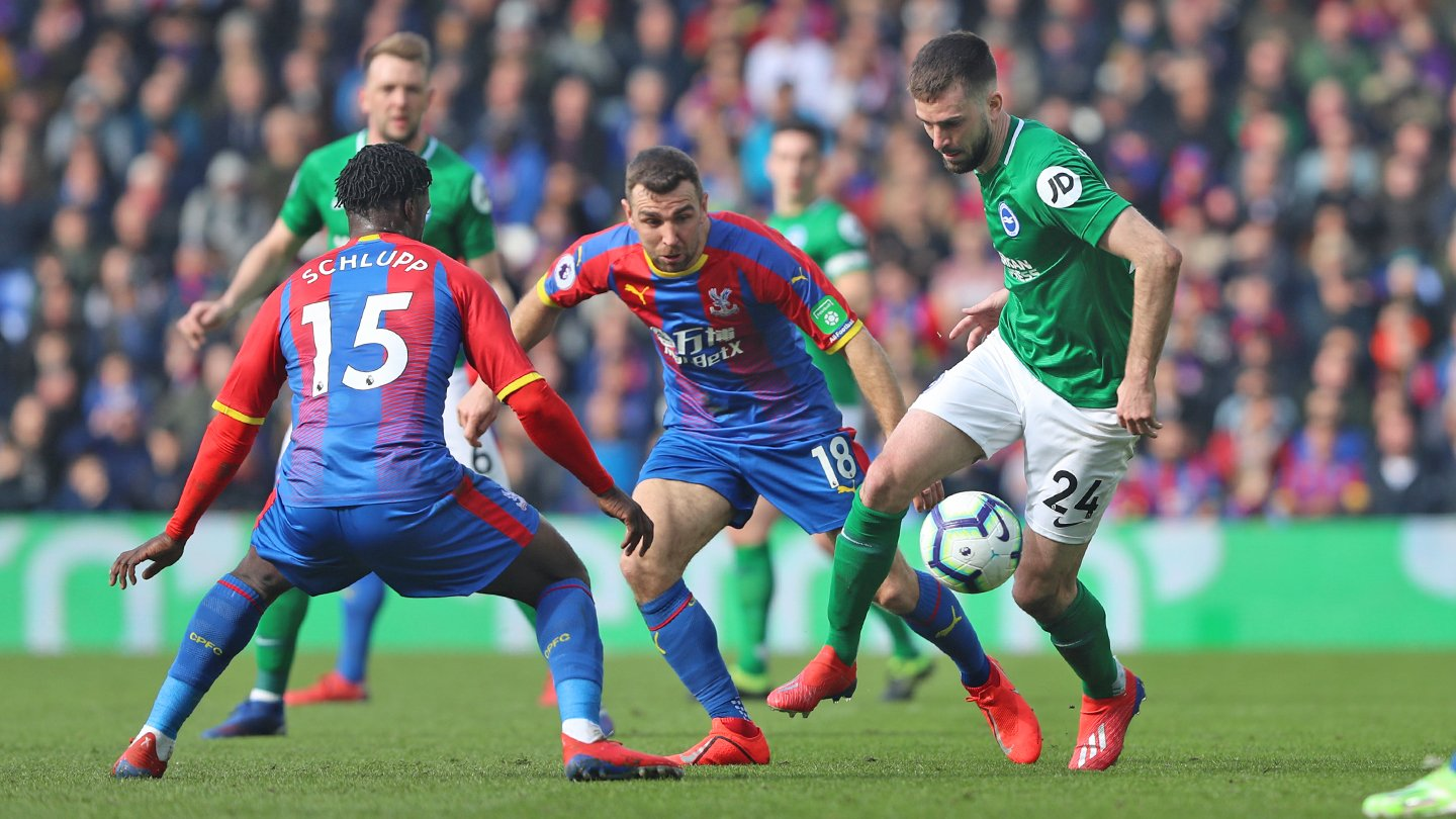 Balogun Absent As Brighton Edge Palace To Bag 2nd Consecutive EPL Win