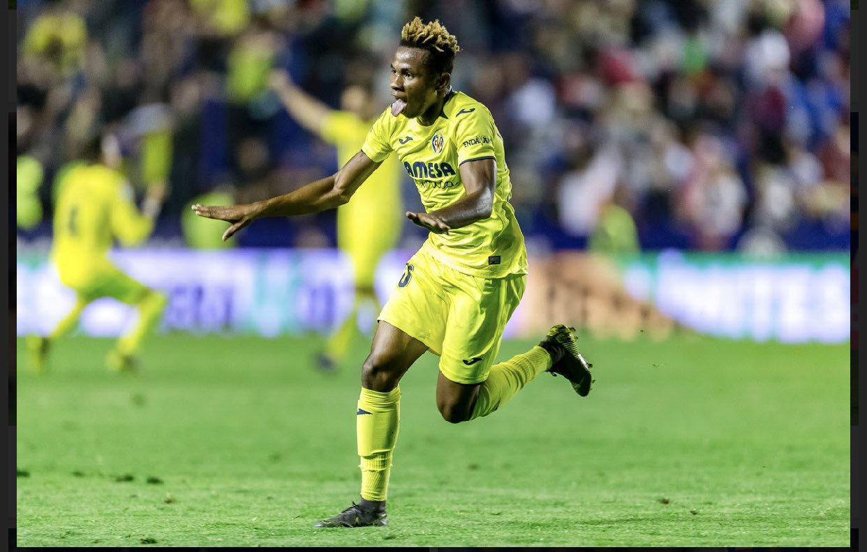 Chukwueze Thrilled With Villarreal Away Win Over Levante