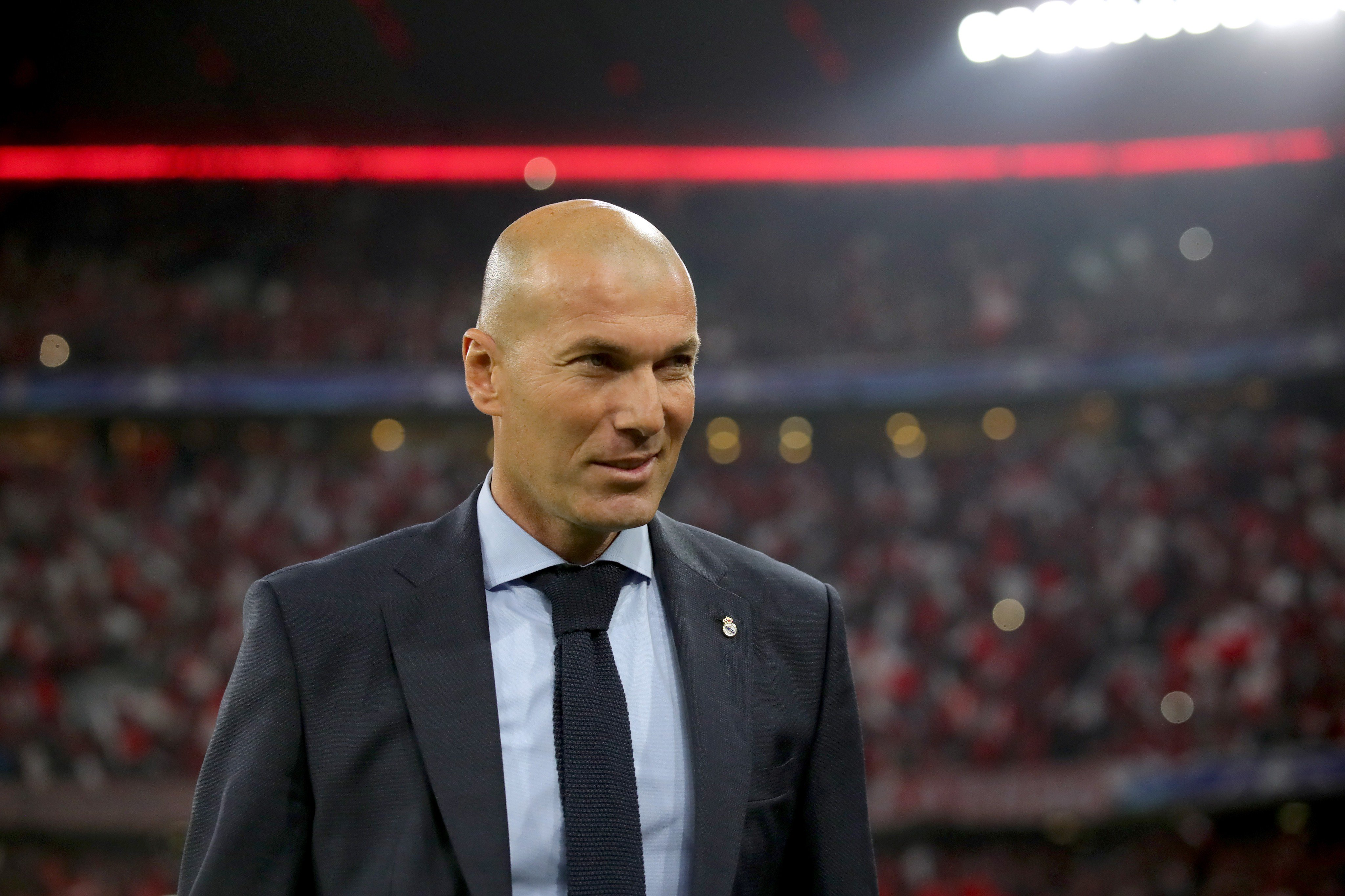 Zidane Reappointed As Real Madrid Manager 10 Months After Resignation