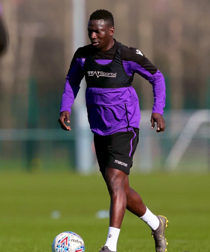 Etebo Faces Late Fitness Test Ahead Stoke City – Derby County Clash