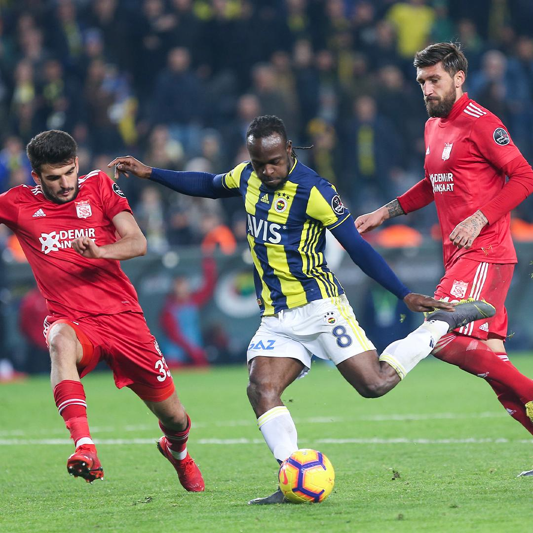 Moses Hails Fenerbahce's 'Extremely Valuable' Win Against Sivasspor