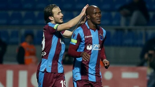 Euro Round-Up: Nwaekeme Scores Winning Goal  For Trabzonspor , Musa Bags Assist In Al Nassr Win