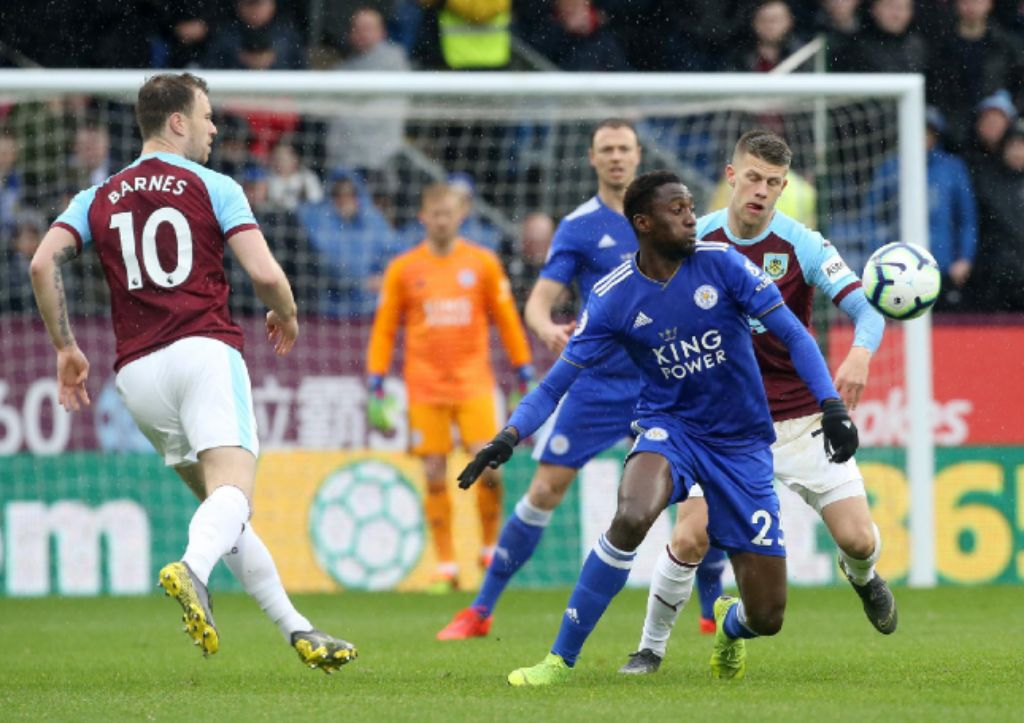 Ndidi Thrilled With Leicester City's  Away Win At Burnley