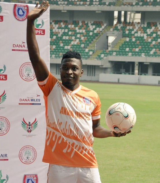 Eagles Vs Seychelles, Egypt: Rohr Invites Akwa United Forward Effiong As Replacement For Aina