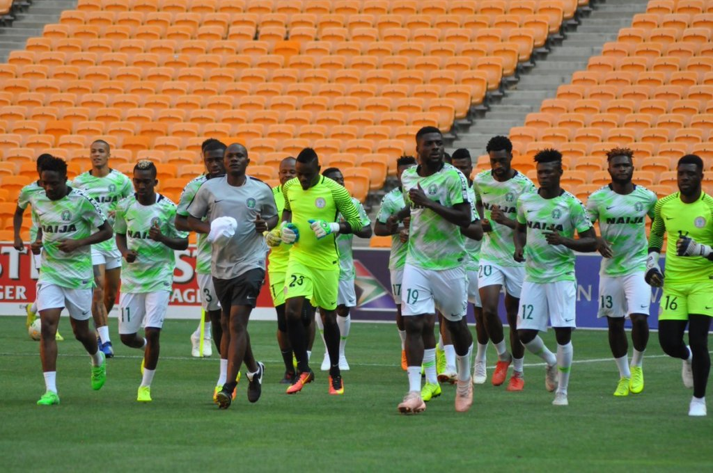 Eagles Camp Update: Musa, Troost-Ekong,  Balogun In; 18 Players Now In Asaba Ahead Seychelles, Egypt Clashes
