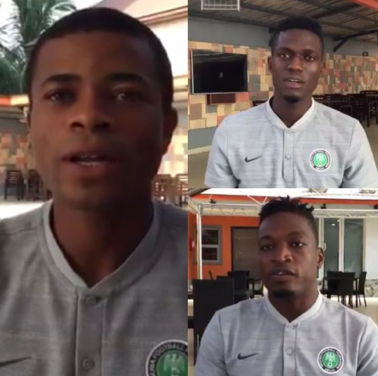 Super Eagles' Home Boys Udoh, Ozornwafor, Effiong Ready For Seychelles,  Egypt Tests