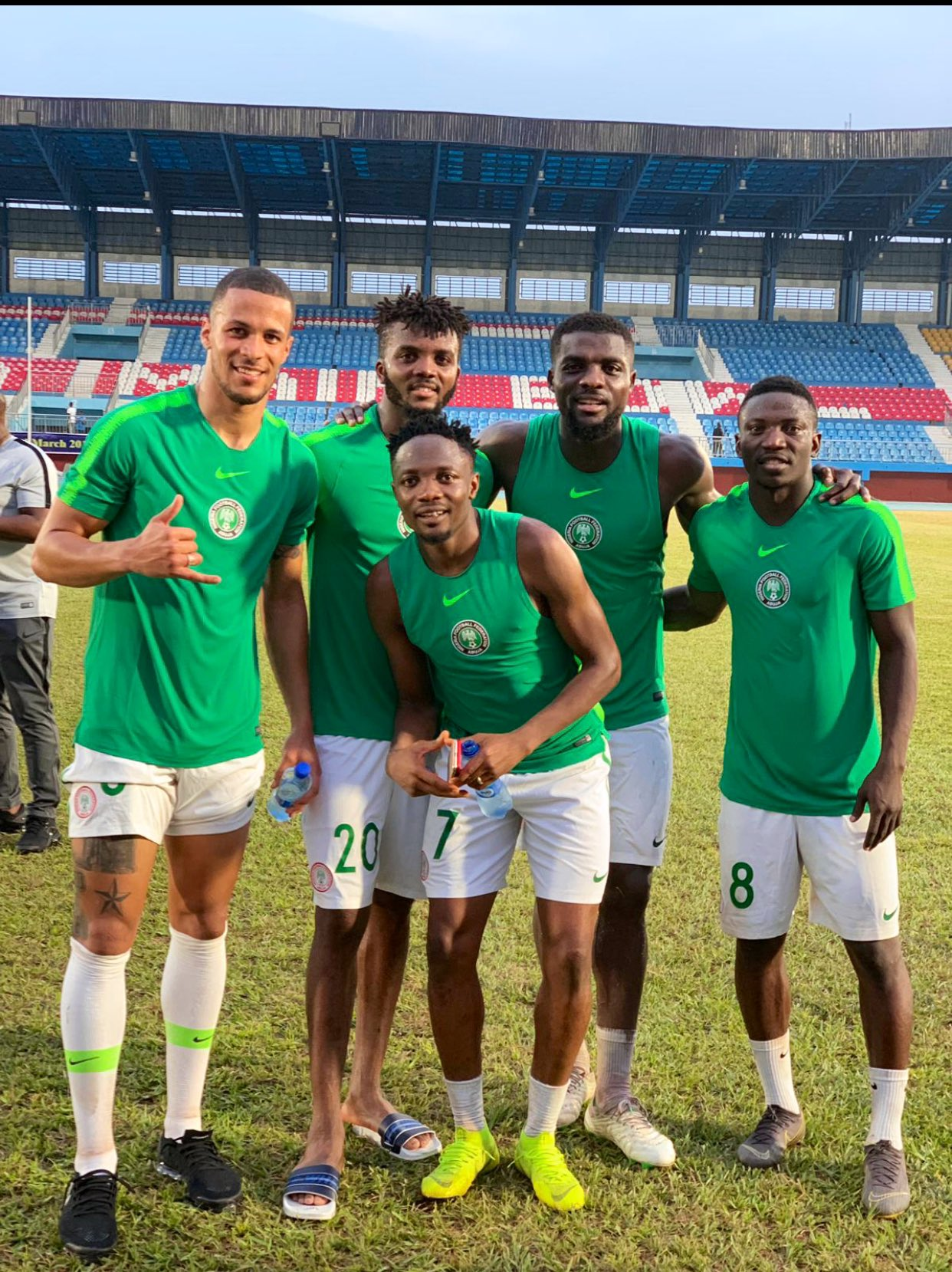 Musa: I'm Ever Ready To Fight For Nigeria; Happy As Al Nassr Player