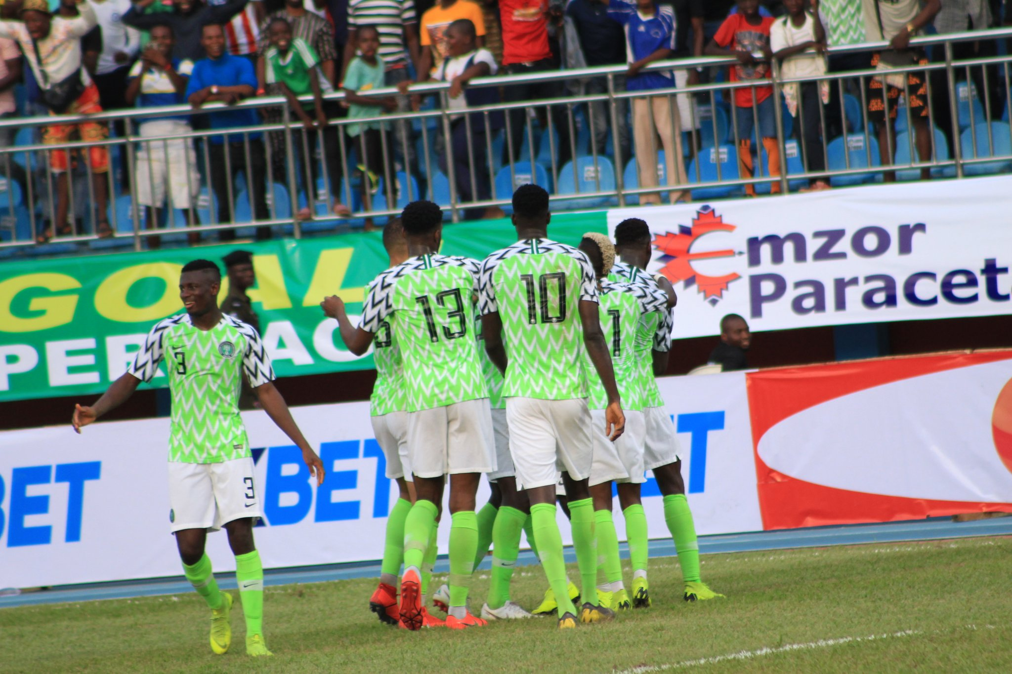 Delta State Eager To keep Hosting Super Eagles' Matches