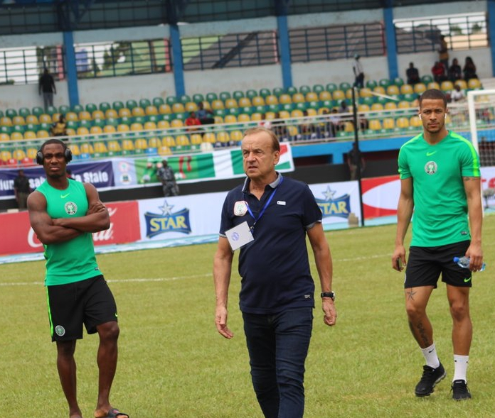 AFCON 2019: Rohr Predicts Tough Draw For Super Eagles
