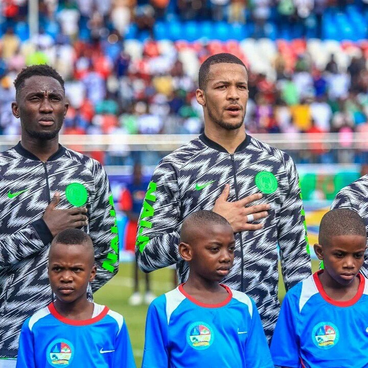 Troost-Ekong: Good To Finish  AFCON Qualifiers With A Win