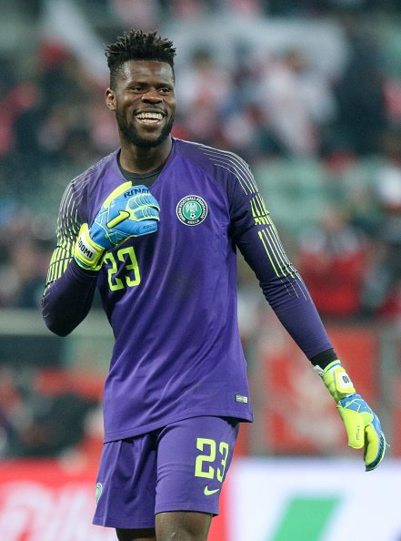 Uzoho Hopes To Make Eagles' Fans Proud At AFCON 2019, Happy To Make Provisional Squad